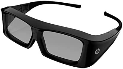 Hewlett Packard Enterprise 3D Active Shutter Glasses