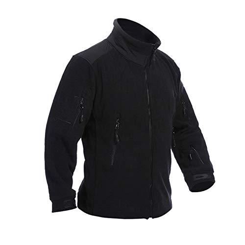 Abbigliamento Uomo Calda Khaki Giacca Invernale Traspirante Pile E Militare Con Cappuccio Capispalla Cappotto Termica In Da Giacche Okayit Tattica FxqYwT0Uw