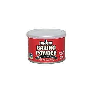 Rumford Baking Powder, 4 Ounce