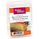 Better Homes and Gardens Butterscotch Maple Cream Scented Wax Cubes