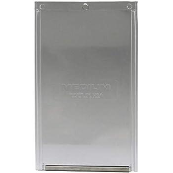 Amazon Com Pet Door Old Style 7 In X 11 25 In Medium Vinyl Replacement Flap For Plastic