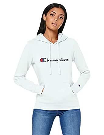 Champion Women's Script Hoodie, Day Dreamin', X-Small