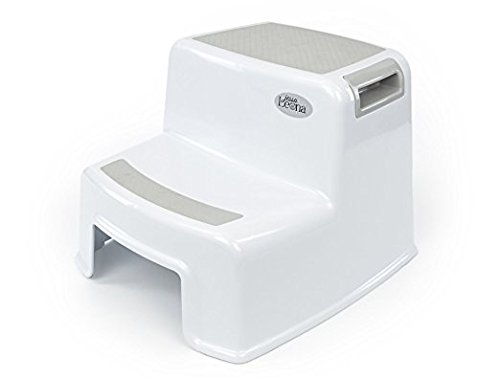 Dual Height 2 Step Stool for Kids