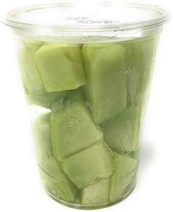 Organic Honeydew Cubed (Large)