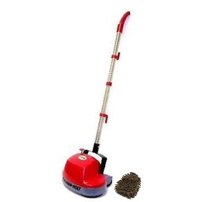 B200752 Pullman Holt Gloss Boss Mini Floor Scrubber (Complete Set) w/ Bonus: Premium Microfiber Cleaner Bundle by Pullman-Holt