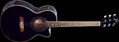 Oscar Schmidt OG10CE Cutaway Acoustic-Electric Guitar -