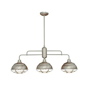 Neo industrial 3 light kitchen pendant finish satin nickel neo industrial 3 light kitchen pendant finish satin nickel aloadofball Gallery
