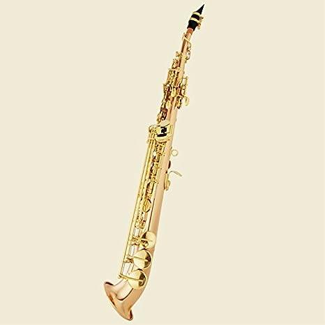 saxophon mit gebogener spitze