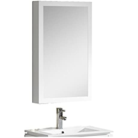 Fine Fixtures MAMC20WH Manchester Medicine Cabinet 20 White