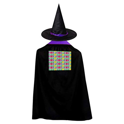 Halloween Costumes Witch Wizard Chemistry Periodic Table