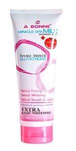 350 Grams Of A Bonne Miracle Spa Milk Shower Salt Nano White Glutathione by addTOchart