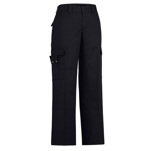 6 Pocket Emt Pant - Dickies Women's Flex Comfort Waist Emt Pant Midnight BL 6 Fp2377Md 6Uu