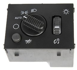 04 gmc sierra headlight switch - 2