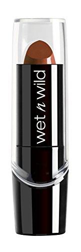 Wet n Wild Silk Finish Lipstick 506B Mink Brown