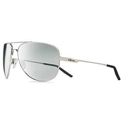 67f77f72450e1 Revo Windspeed 61mm High Contrast Polarized Serilium 6-Base Lens Technology  Sunglasses