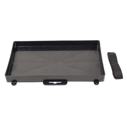 Extreme Max Products 3003.2806 27 Series Battery Tray with Strap