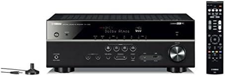 Yamaha Audio RX V585BL RX V585 Receiver product image