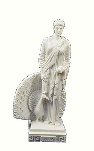 Estia Creations Hera Sculpture Ancient Greek Goddess Statue