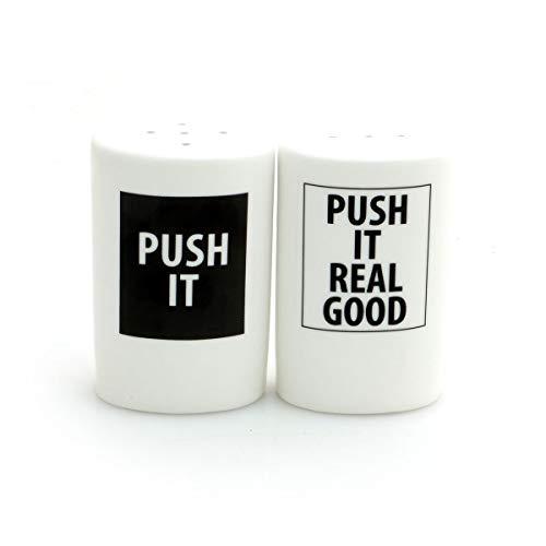 Push it Real Good Salt and Pepper Shaker ()