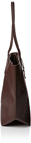 cm B Shades Handbag x Desigual 30x28x13 x Capri T New Shoulder Brown Women's H Alexa 6wg0Rx8q