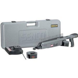 Senco DS-300-24 Volt 24 Voltolt Duraspin Cordless Autofeed Screwgun, 1-1/4-Inch- 3-Inch, 3000Rpm ()