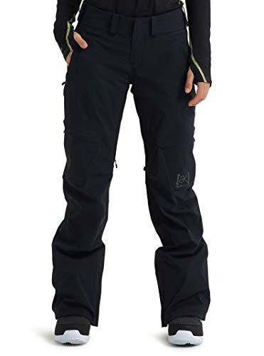 Burton Women's AK Gore-Tex Summit Snow Pant, True Black, Small (Snow Summit)