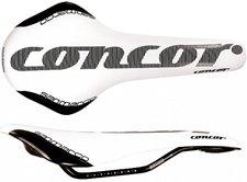 - San Marco Concor Dynamic Selle de vélo Blanc/Noir