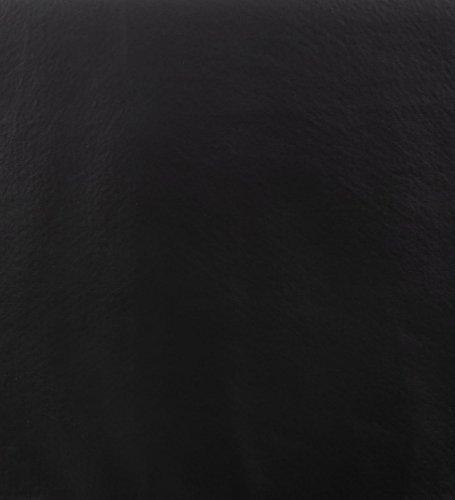 (Fairfax Collection Galaxy Heavyweight Vinyl Tablecloth, 54-Inch x 25 Yard Roll, Black)