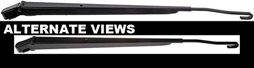 APDTY 53680 Windshield Wiper Arm - Front Right (Passenger) 1995-1998 GM Trucks See Compatibility Chart For Your Specific Vehicle Replaces OEM # 15010226,22144822 Length: 24.5 Inches