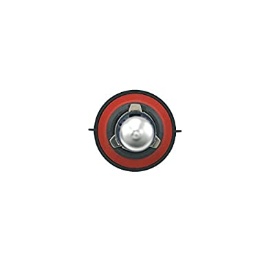 HELLA H71071052 Optilux XB Series H13 9008 Xenon White Halogen Bulbs, 12V, 100/80W 2 Pack: Automotive