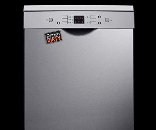 Amazon.com: Fred FLIPSIDE - Cartel para lavaplatos: Kitchen ...