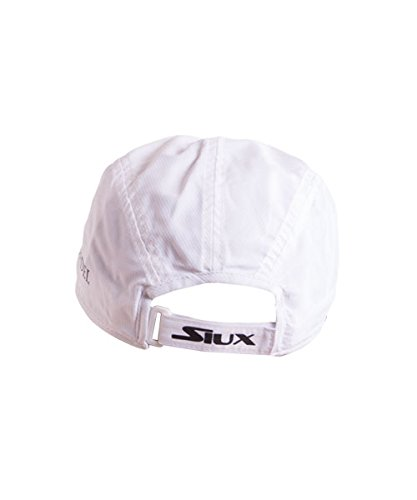 Siux Gorra Padel SX White Cap