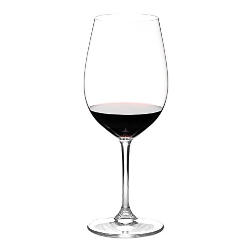 Riedel Sommeliers Leaded Crystal Bordeaux Grand Cru Wine Glass, Set of ()