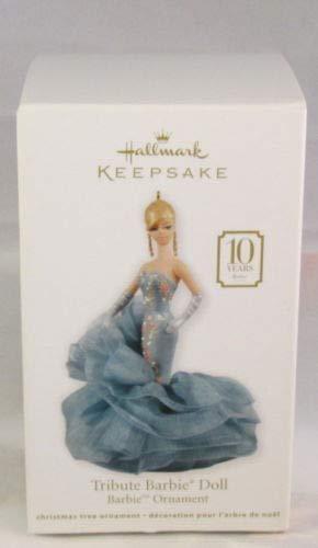 Tribute Barbie Doll 2011 Hallmark Ornament from Hallmark