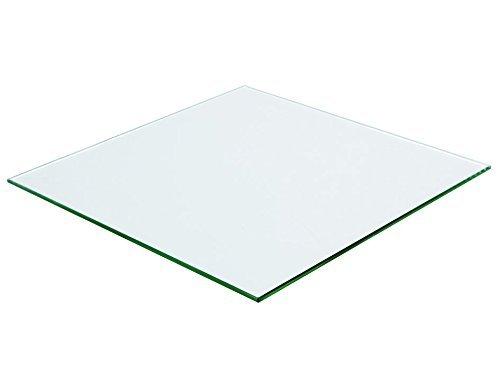VELLEMAN GP8200 GLASS PANEL FOR 3D PRINTER (215mm X 215mm X 3mm)
