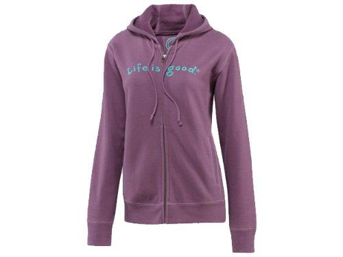 Zippity Zip Hoody Sweatshirt - 1