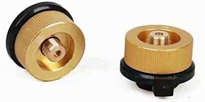 Adaptador para bombona de gas para exteriores, conexión de ...