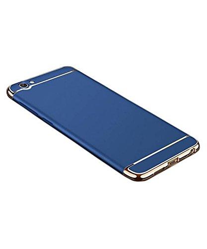 wholesale dealer 84159 cdca6 COVERBLACK Back Cover for Vivo Y71-1724 - 1724-3In1 - Navy Blue