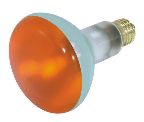 (Satco S3239 75 Watt BR30 Incandescent 130 Volt Medium Base Light Bulb,)