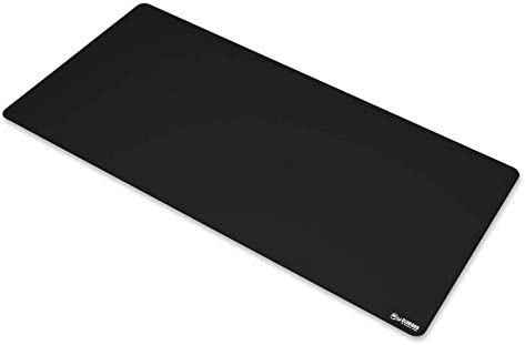 Glorious XXL Extended Gaming Mouse Mat//Pad Black Cloth Mo XLarge Wide Large