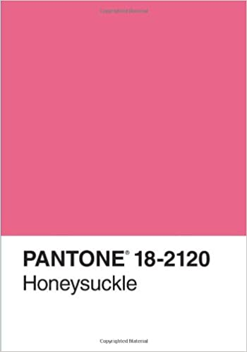 Image result for pantone honeysuckle
