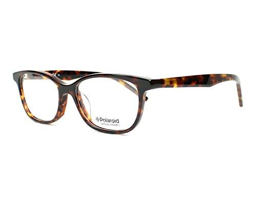 Polaroid - Montures de lunettes - Homme marron Havana Small