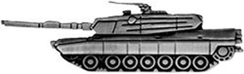 (US Army M-1 Abrams Tank Lapel Pin or Hat Pin)