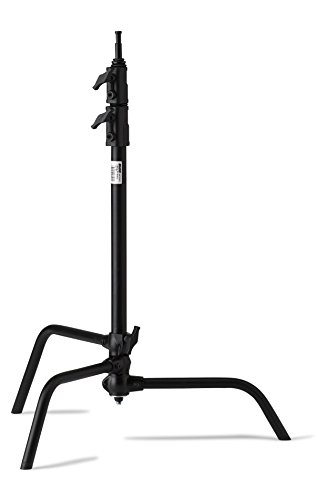 Kupo 20in Master C-Stand with Sliding Leg - Black (KS703411)