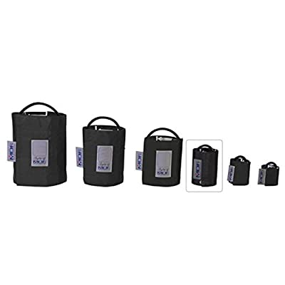 MDF® Latex-Free Pediatric Replacement Blood Pressure Monitor Cuff - Single Tube - Black (MDF2030421-11)