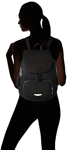 City Women's Kipling Pack Black Kipling Black S Night Backpack Women's City qHItB