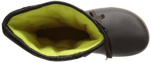 Crocs Crocband Dames Croco Ii.5 Veterboot Espresso / Paddenstoel
