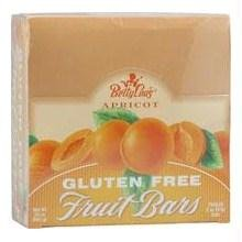 Betty Lou's Gluten Free Apricot Fruit Bars 12 Bar(S) Review