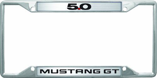 (Eurosport Daytona- Compatible with -, Ford Mustang GT 5.0 License Plate Frame)