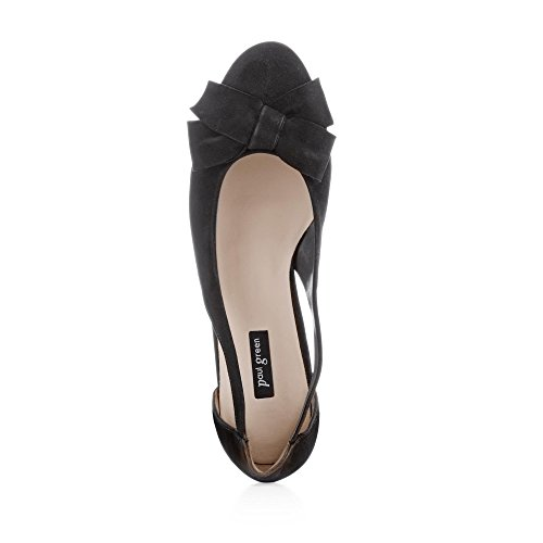 Ballerine Nero 05 Green 052 Paul 3631 Donna vq84z86I